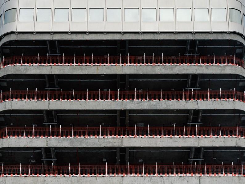 Silver Tower #35, 2010, c-print, 90x115 cm