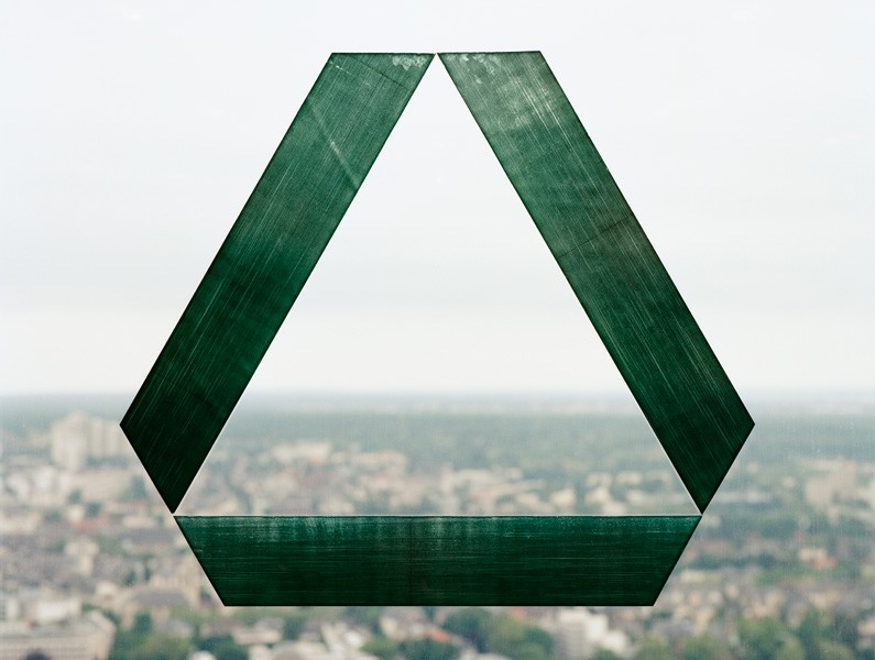 Silver Tower #32, 2010, c-print, 70x92 cm