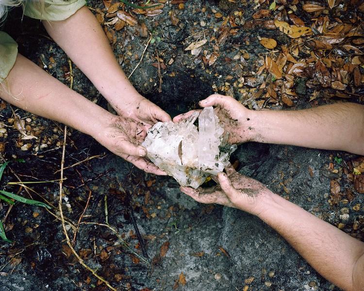 Burying the Crystal