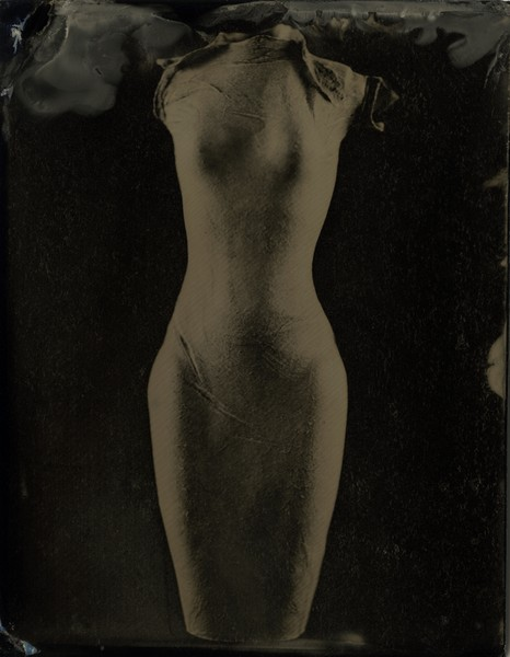 Figure #19 (Ambrotype)