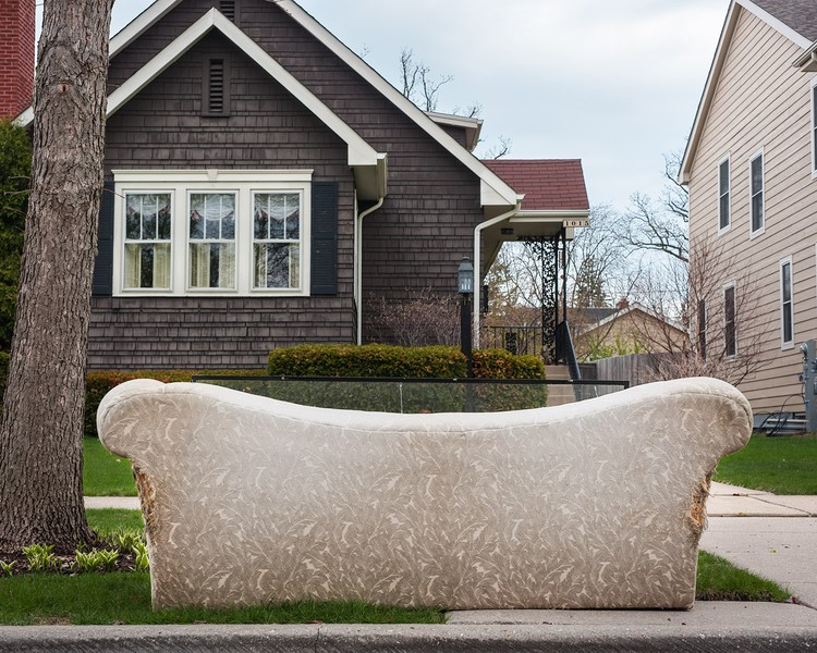 Grey Couch, 2014
