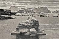 Jacobshavn Ice at Ilulisatt
