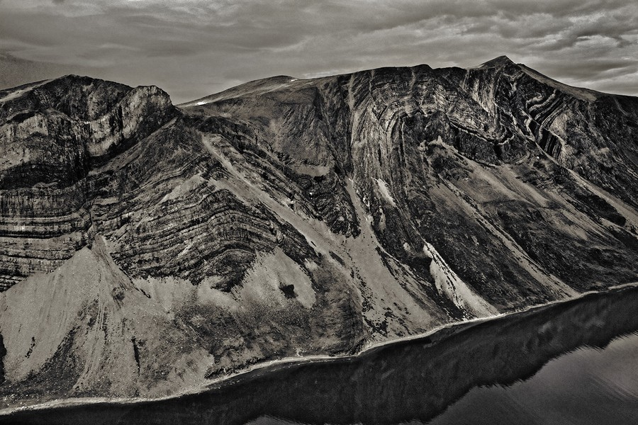Saglek Fjord, Torngat Mountains, Labrador