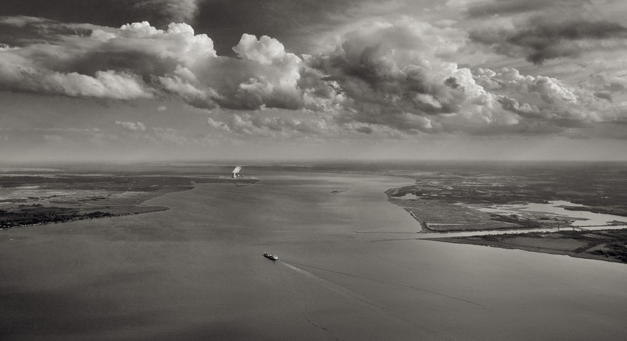 Delaware Bay and Salem Nuclear Power Plant