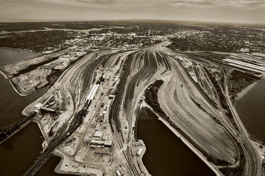 Coal Loading Facilty at Norfolk, VA
