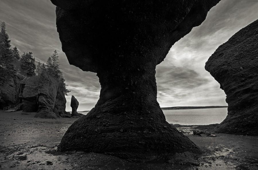 Hopewell Rocks, Bay of Fundy, New Brunswick