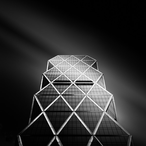 Angles Of Light VI ~ Hearst Tower NYC