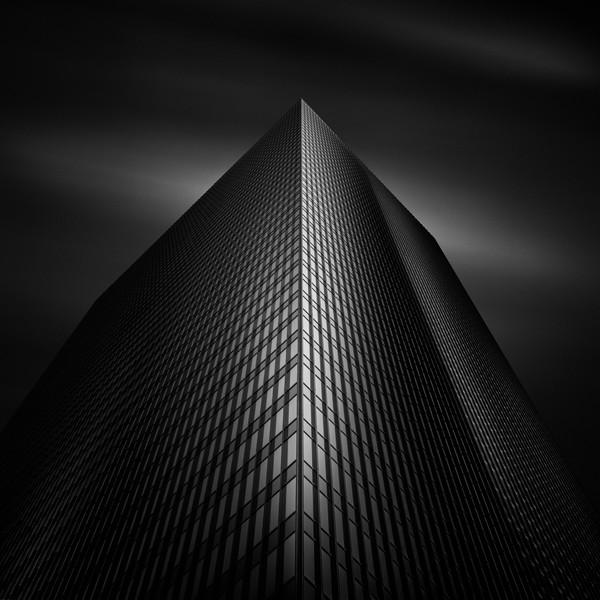 Angles Of Light V - LyondellBasell Tower
