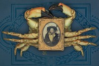 Auntie on a Crab