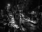 Night Market (Yangon, 2013)