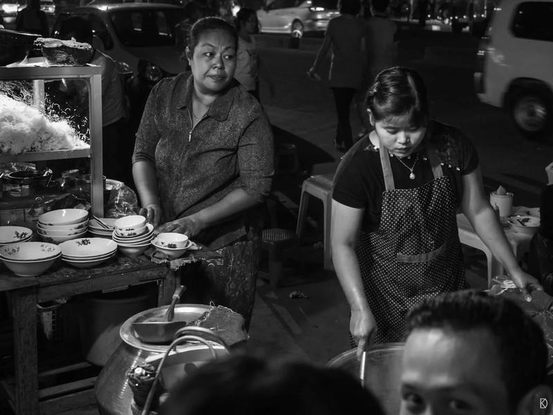 Street Kitchen 2 (Yangon, 2013)