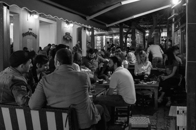 Nightlife (Istanbul, 2016)