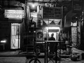 Three Rear Doors (New Delhi, 2016)