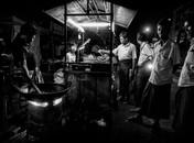Food Cart (New Dehli, 2016)