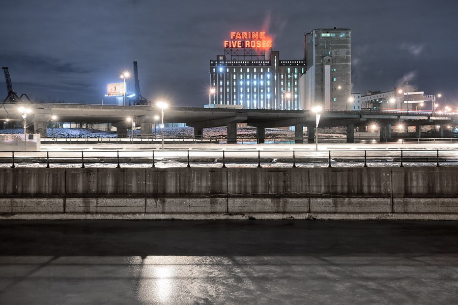 Flour Mill - Montreal, Quebec