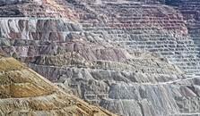Copper Mine, Hanover, New Mexico