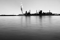 Steel Mill, Hamilton, Ontario