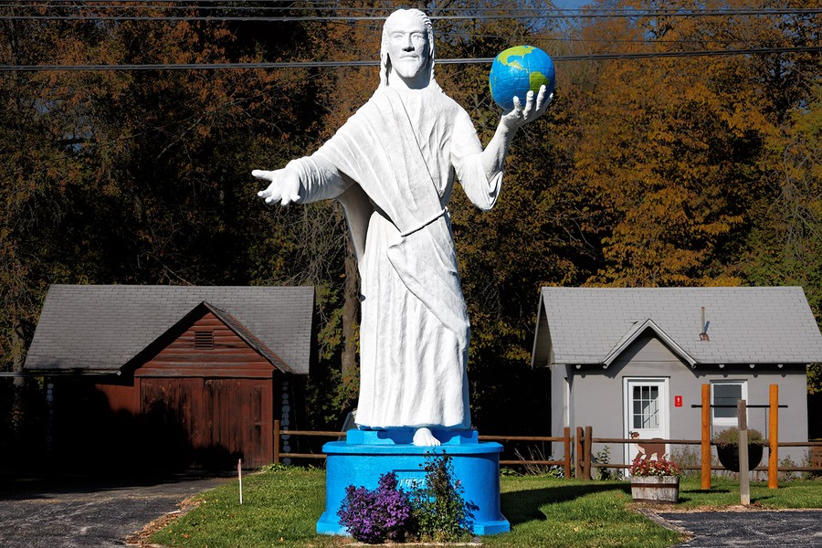 Christ (1), Ossineke, Michigan