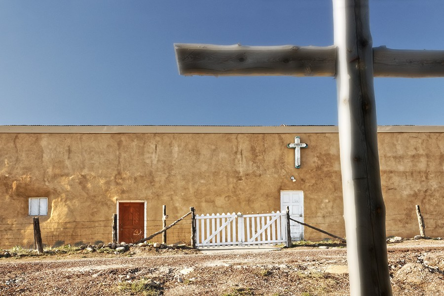 Franciscan Meeting House, Truchas, New Mexico