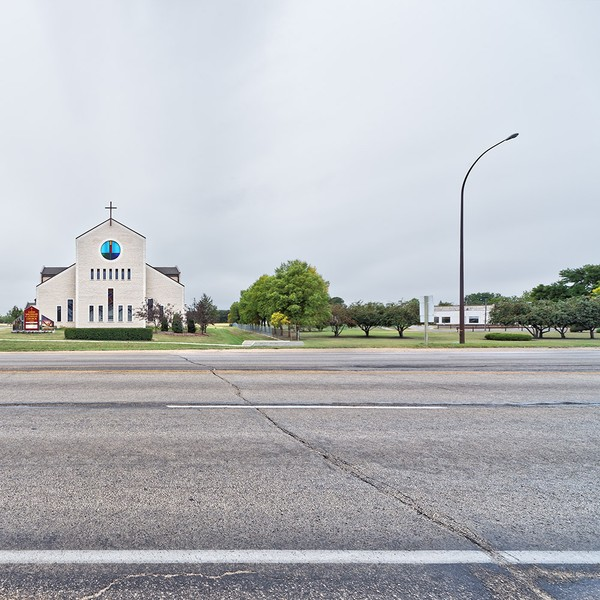 Good Shepherd Church, Portage la Prairie, Manitoba