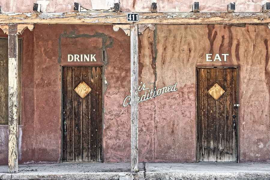 Drink Eat - Carizozo, New Mexico