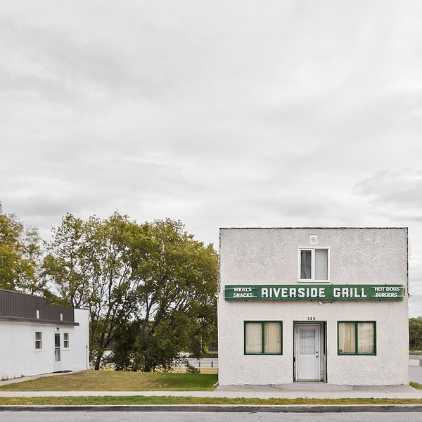 Riverside Grill, Selkirk, Manitoba