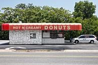 Hot n Creamy Donuts, Sherman, Texas