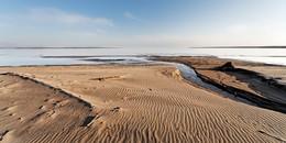 Beach, Batchawana Bay, Ontario