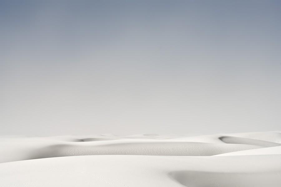 Sandscape 2 -  White Sands Natl Mnmt, New Mexico