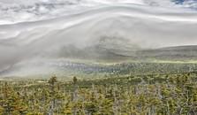 Clouds, near Barr'd Harbour, Newfoundland