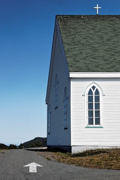 Assumption Church, Avondale, Newfoundland
