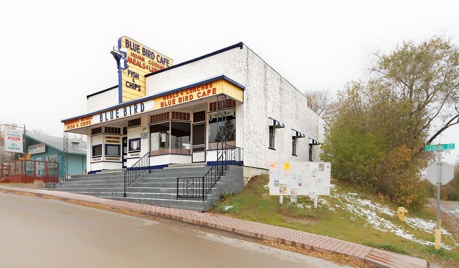 Blue Bird Cafe - Regina Beach, Saskatchewan
