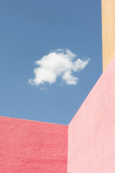 Pink with Cloud