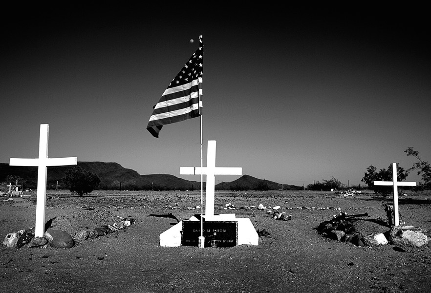Arizona Cemetery