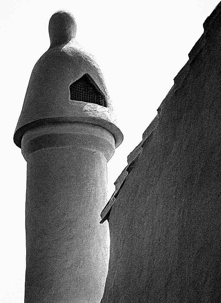 Chimneys of Andalusia #10