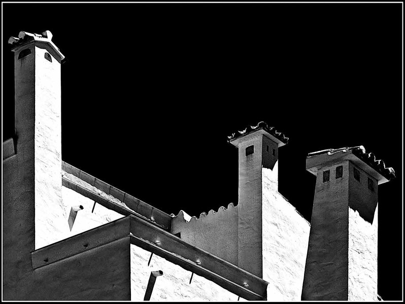 Chimneys of Andalusia #12