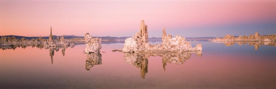 Dusk, Mono Lake