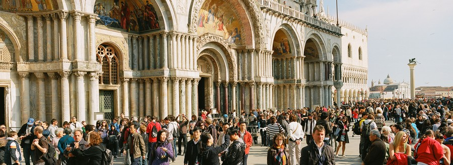Plaza San Marcos, Venice