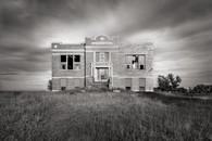 Abandoned School,  Crystal Springs, North Dakota