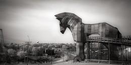 Trojan Horse, Wisconsin Dells, Wisconsin