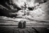 Lava Stone Altar, The Saddle Road, Hawai'i