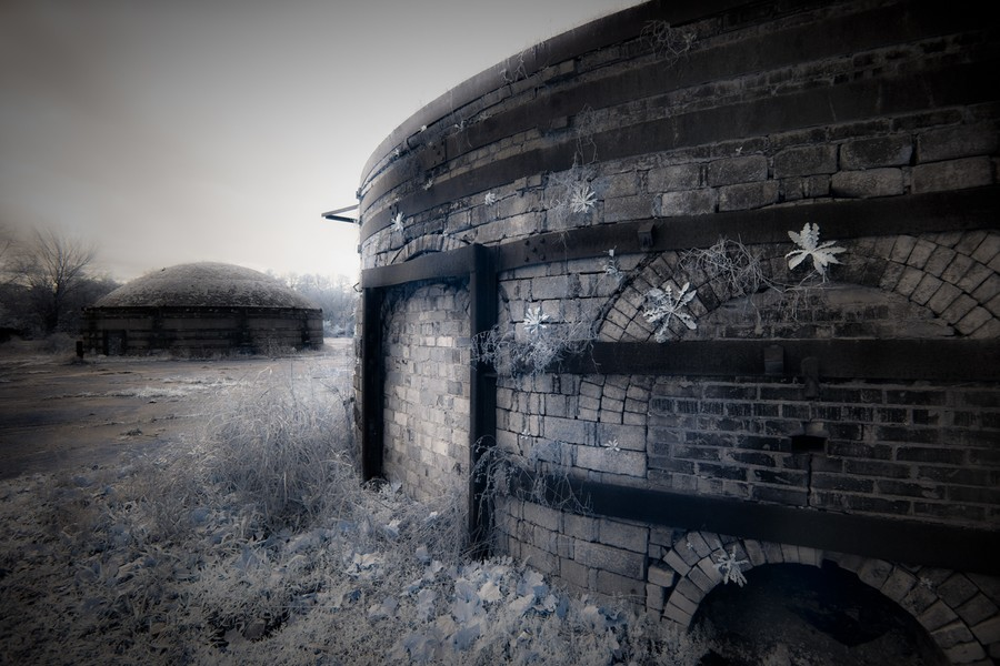 The Guignard Brick Kilns, Cayce, South Carolina