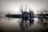 The Columbia Canal, Columbia, South Carolina