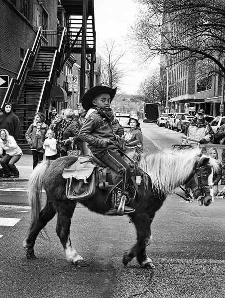 American parade