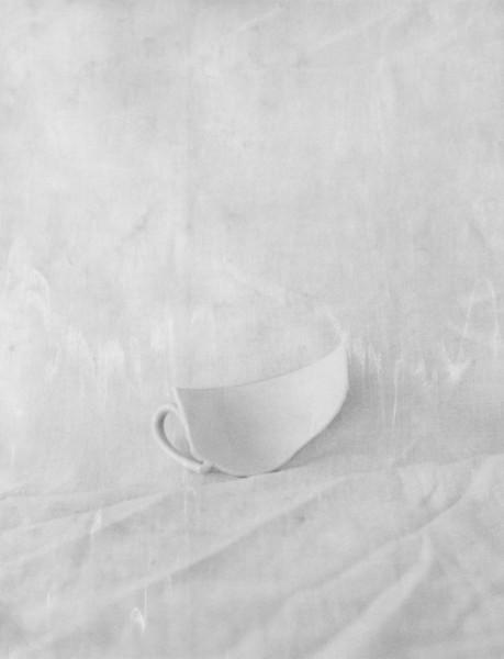 "Broken China Cup, 10x8"""