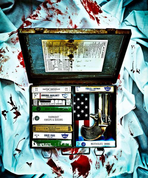 Guns in America #10
