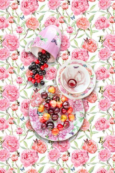 Royal Albert Gratitude with Cherry