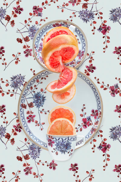 Villeroy & Boch Artesano with Grapefruit