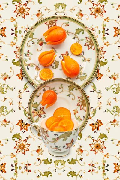 Wedgwood Oberon with Mandarinquat