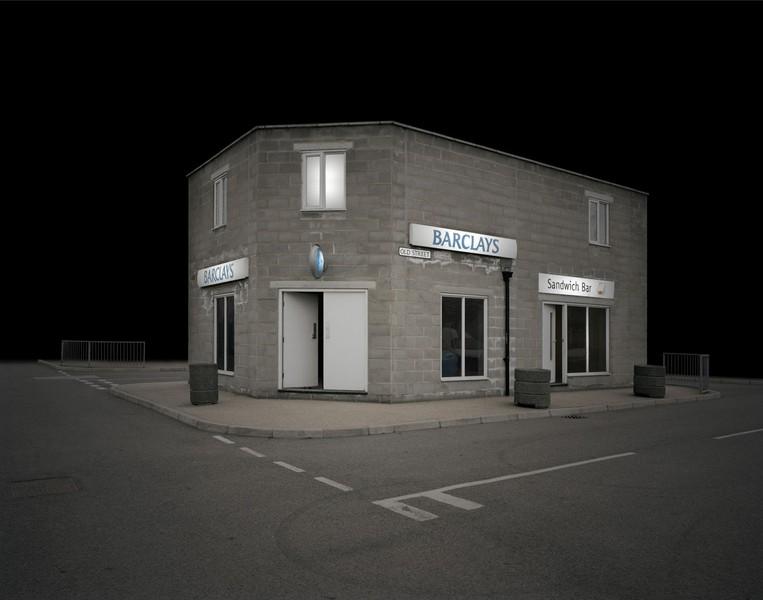 Old Street, A Metaphysical Survey of B. Dwellings